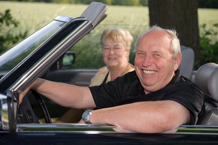 Senioren-Unfallversicherung